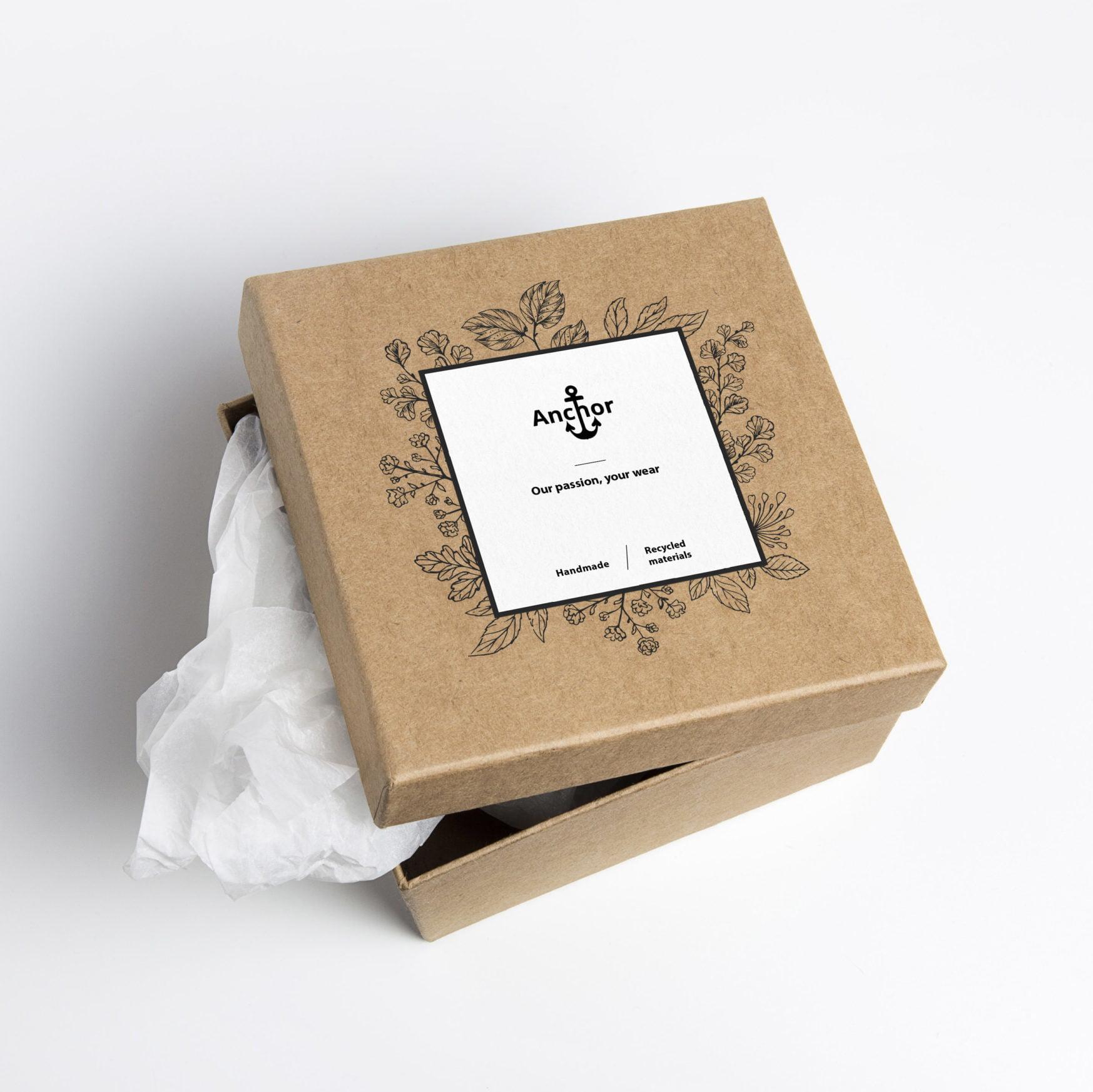 Anchor-Kartondose-Verpackung