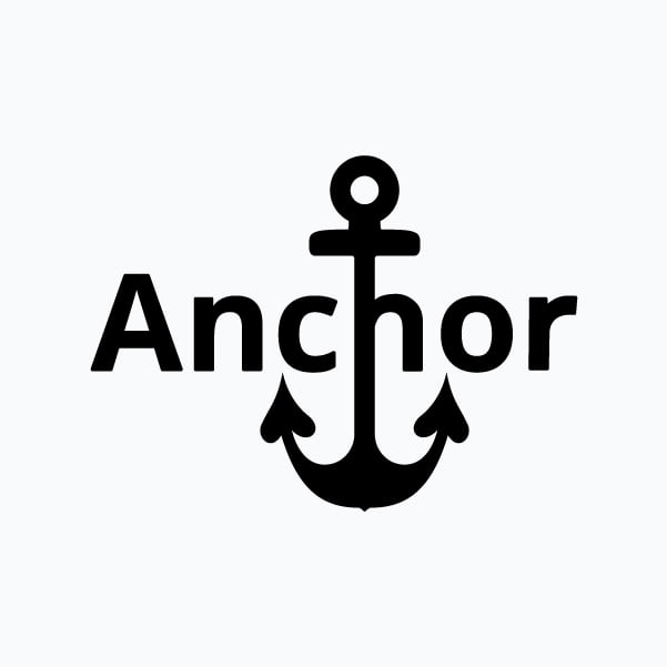 Anchor-Logo-Portfolio-Bild