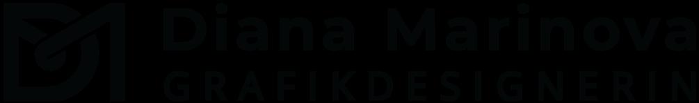 Diana-Marinova-Grafikdesignerin-Logo
